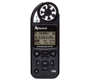 Kestrel 0857A: Elite Weather Meter with Applied Ballistics w/LINK