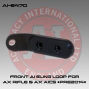 Accuracy International 6470: Front AI Sling Loop for AX Rifle & AX AICS *Pre-2014*