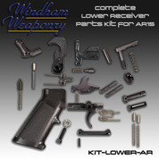 Windham Weaponry Lower Parts Kit AR: Complete Lower Receiver Parts Kit for AR15