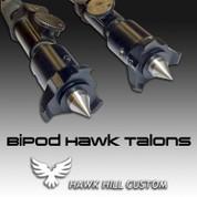 Hawk Hill BiPod Hawk Talons: Ultimate Bipod Hawk Talons
