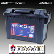 Fiocchi 22FFHVCR: 22LR 40gr #CPSP 1575rd Field Box