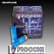 Fiocchi 12WRNO8: Premium 12 Ga 2.75' 1-18oz High Antimony Lead Shotshells 25/Box