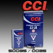 CCI: Speer CCI RF 22LR 40gr
