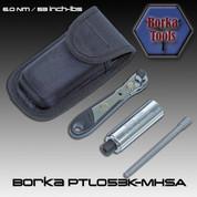 Borka PTL053K-MHSA: Borka 6.0 Nm/53 inch-lbs. Torque Limiter Set