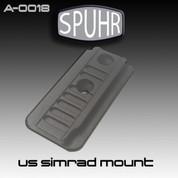 Spuhr A-0018: US Simrad Mount