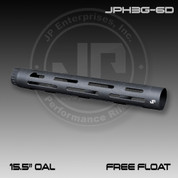 JP JPHG3-6D: MK 111 Free-floating Modular Hand Guard, XL Rifle Length, Matte Blk