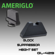 Ameriglo GL-429: Ameriglo Glock Suppressor Height Set