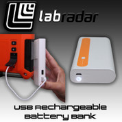 TCK LabRadar: USB Rechargeable Battery Bank