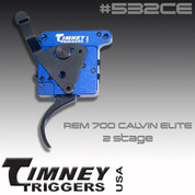 Timney 532CE: 2-Stage Remington 700 Trigger w/Safety