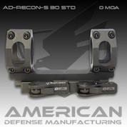 American Defense AD-RECON-S: 30mm Scope 0 MOA