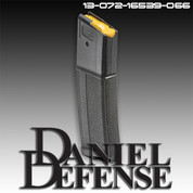 Daniel  Defense 13-072-16539-006: DD Mag 32rd BLK Retail Assembly 5.56mm Nato, .223 REM 300 BLK