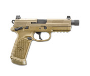 FNX-45 Tactical FDE 15+1 Threaded bbl/Night Sights