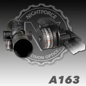 Nightforce A163: ACI/ACL 1913 Rail Mount