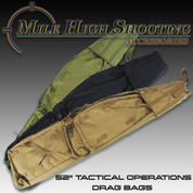 "Tactical Operations LG DB: 51"" Large Drag Bag"
