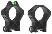 Hawkins Precision Scope Rings: 34mm X-High Scope Ring Set (902-0004)