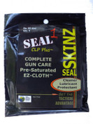 """Seal 1 SS-6x6: Seal Skinz Pre-Saturated Cleaning Cloth 6""""x 6"""" Square (4 Per Bag)"""