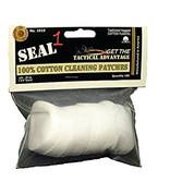 "Seal 1 1010: Cotton Patches 1 3/4"" .270 - .35 (100 Per Bag)"