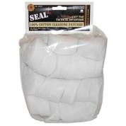 """Seal 1 1012T: Bulk Cotton Patches 2 1/4"""" .38 - .45 (1000 Per Bag)"""