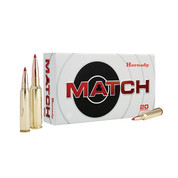Hornady 80966: .308 Win 168 gr ELD® Match
