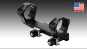 "Nightforce A357: X-Treme Duty Ultralite Unimount- 34mm, 20 MOA, 1.5"""