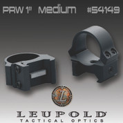 "Leupold 54149: PRW 1"" Medium scope rings"