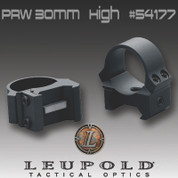 Leupold 54177: PRW 30mm High scope rings