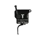 TriggerTech REM 700 Special Trigger - Bolt Release, PVD Black Flat/Right