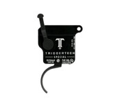 TriggerTech REM 700 Special Trigger - PVD Black Curved/Right