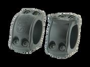 "Spuhr HS20-19: SAKO Hunting Rings - 1 inch, H/0.75"""