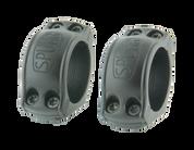 "Spuhr HS30-21A: SAKO Aesthetic Rings - 30mm, H/0.83"""