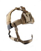 Wilcox:  SYSTEM- LIGHTWEIGHT HEAD STRAP - LARGE