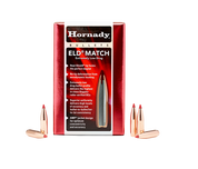 Hornady 26333: 6.5mm (.264) 147 ELD Match - 100 ct.