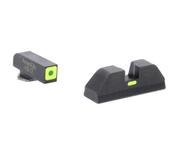 Ameriglo GL-5614: Glock Gen 5 Cap Set - Green