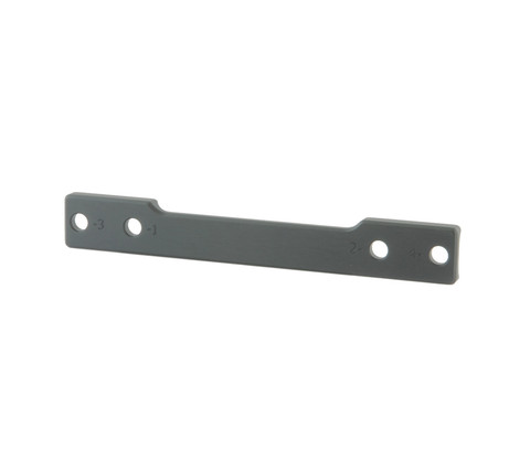 Spuhr A-0072: Picatinny Side Clamp For 36mm Mounts
