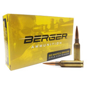 Berger: 6.5 mm Creedmoor 140 Grain Hybrid Target
