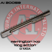 Accuracy International AI-20059: Long Action 0 MOA Action Rail