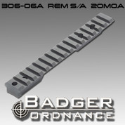 Badger Ordnance 306-06A: S/A 20MOA Cant (Alloy)