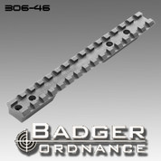Badger Ordnance 306-46: Short Action 30MOA Cant