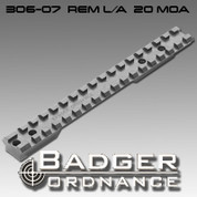 Badger Ordnance 306-07: L/A 20MOA Cant