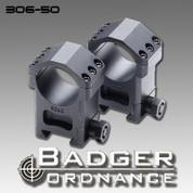 Badger Ordnance 306-50: Ultra High MAX-50 30mm Ring