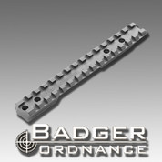 Badger Ordnance 306-56: Short Action Rail 45MOA Cant