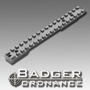 Badger Ordnance 306-57: Long Action Rail 45MOA Cant