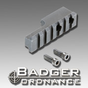 Badger Ordnance 306-59-3: Side Accessory Rail for EFR and IMUNS