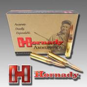 Hornady 82306: 338 Lapua Mag 285gr BTHP 20ct/Box