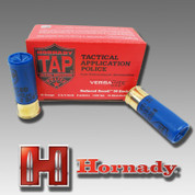 Hornady 86265: 12Ga 2-3/4in TAP Reduced Recoil 00 Buck 10ct/Box