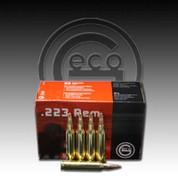 Geco 22355: 223Rem 55gr Target 50ct/Box