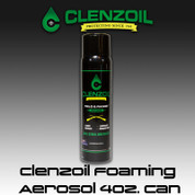 Clenzoil Foaming Aerosol: 4oz Canister