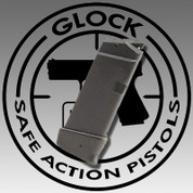 Glock MF06781: Glock 26 10 Round Plus 2 9mm Magazine