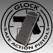 Glock MF00285: Glock 27 9 Round Plus 1 40S&W Magazine