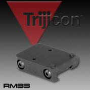 Trijicon AC32004: Low Picatinny Rail Mount for RMR